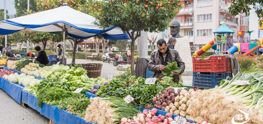 Selçuk – Market, Mosque, Mmmmm and Music