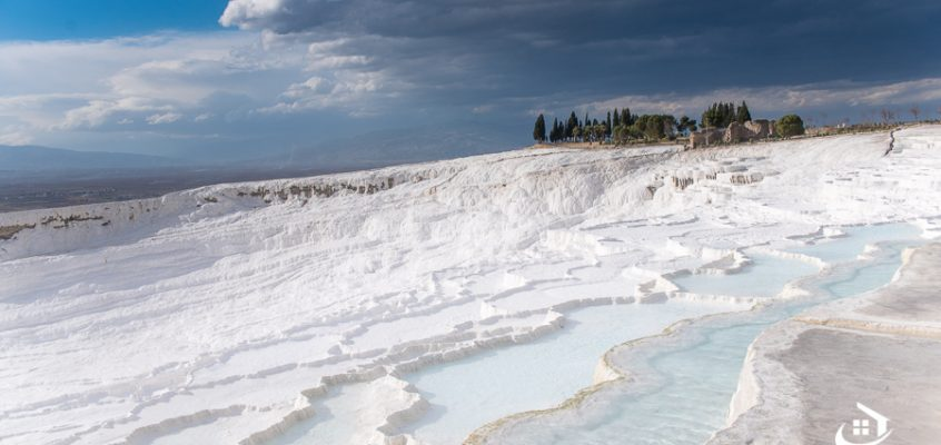 Pamukkale – the Cotton Castle and Hierapolis